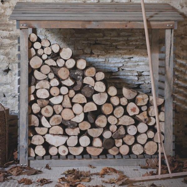 Daisy Hardcastle Log Storage Unit