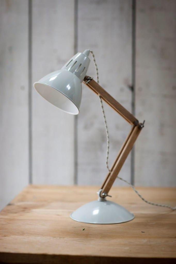 This retro style desk lamp daisy hardcastle this retro style desk lamp aloadofball Choice Image