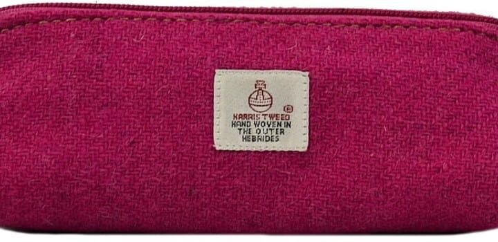 pencil case harris tweed
