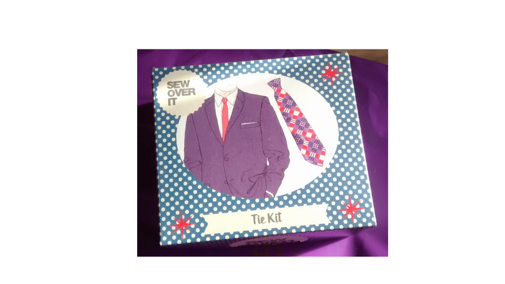 7313b0a5e16 Sewing -How to make a tie kit