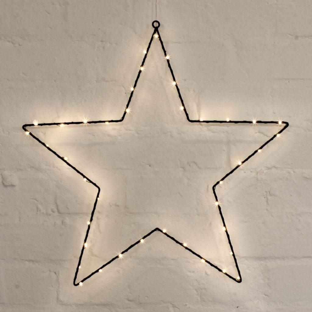 New Indoor Outdoor Wire Star Light Daisy Hardcastledaisy Hardcastle