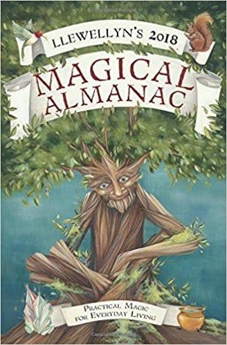 LLEWELLYNS 2018 MAGICAL ALMANAC